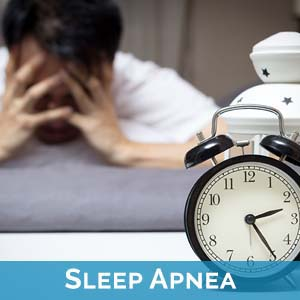 Sleep Apnea Appliances in Temple